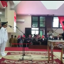 Video, Detik - Detik Pengambilan Sumpah Jabatan dan Pelantikan Bupati dan Wakil Bupati Jeneponto Oleh Gubernur Sulsel