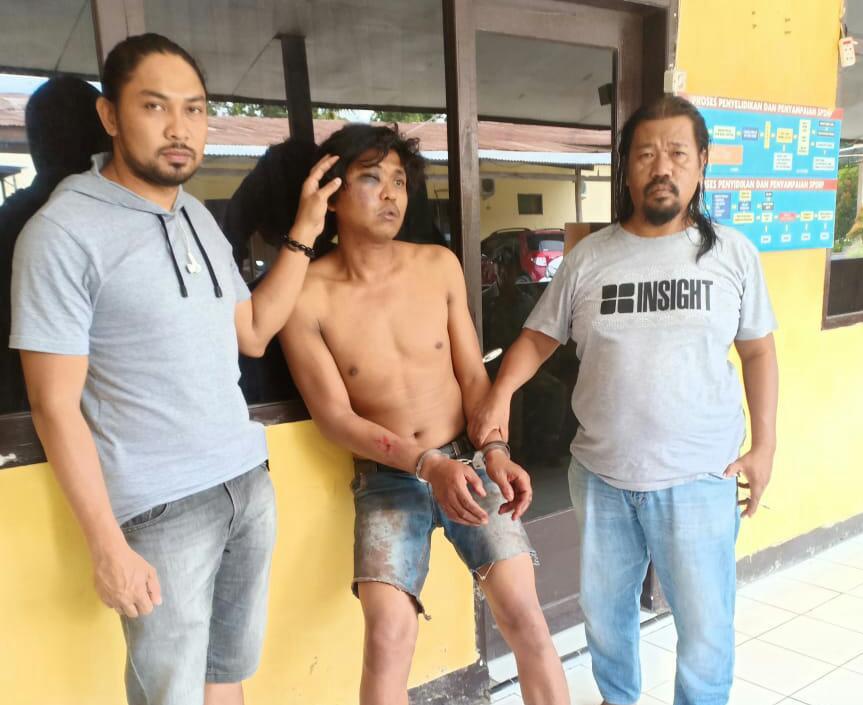 Sadis...!!! Pria di Jeneponto Tikam dua Orang Tetangganya Satu Orang Tewas