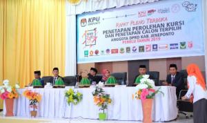 Daftar Nama Anggota DPRD Terpilih 2019 Kabupaten Jeneponto