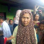 Rumah Terbakar, Nenek Yang Sudah Pikun dan Hidup Sebatangkara Ini Bingung