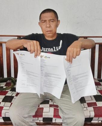 Hak Angket Masih Bergulir, Pihak Pokja III Terindikasi KKN dalam Tender Pupuk