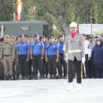 Hut RI, AKP Bactiar Dua Kali Jadi Komandan Upacara