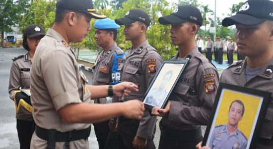 3 Polisi Anggota Polres Sekadau di Berhentikan Secara Tidak Terhormat