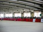 Jamarat: Manajemen Keramaian di Jantung Haji