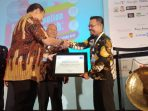 Diskop UKM Jeneponto Raih Public Services Of The Year