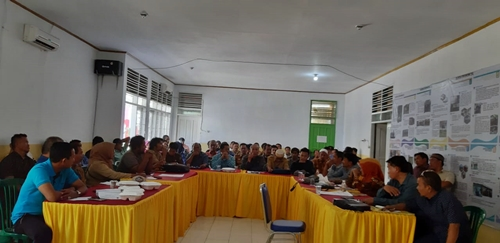 DPMD Jeneponto Gelar Bimtek Panitia Pemilihan Kepala Desa