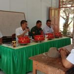 Pastikan Kesiapan Panitia HUT RI Ke-74, Pemerintah Kecamatan Polsel Gelar Rapat Pemantapan