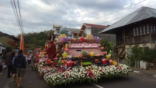 Tomohon International Flower Festival (TIFF) 2019