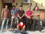 4 Pelaku Penganiayaan Yang Menewaskan Korbannya Diringkus Tim T4P Polres Bantaeng, 2 Diantarany Masih DPO