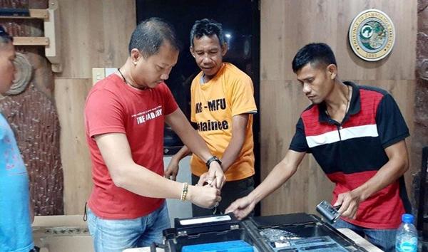 Tersangka Penculikan Jurnalis Baker Atyani ditangkap di Filipina