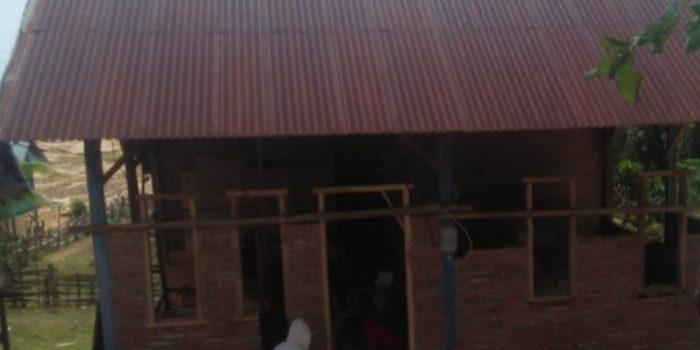 Desa Gonebalango Muna Dapat Bantuan Rehab 20 Unit Rumah