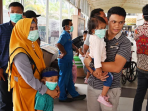 Menteri Malaysia mengklaim data menunjukkan Indonesia bertanggung jawab atas kabut asap