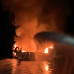 Kebakaran Kapal Tewaskan 8 Orang dan 26 Orang Dinyatakan Hilang