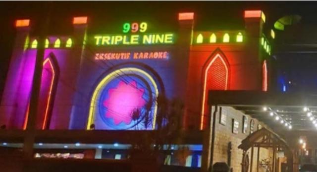 Gedung Tempat Hiburan Malam Berbentuk KUBA MASJID, AP2 Sultra: Ini penghinaan terhadap simbol Agama