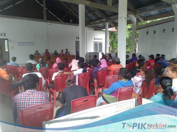Dituding Lakukan Pungli Terkait Pengurusan Sertifikat TORA di Luwu Timur, Ini Penjelasan Kades Kasintuwu