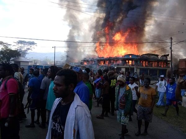 Korban tewas Papua naik menjadi 26 Orang