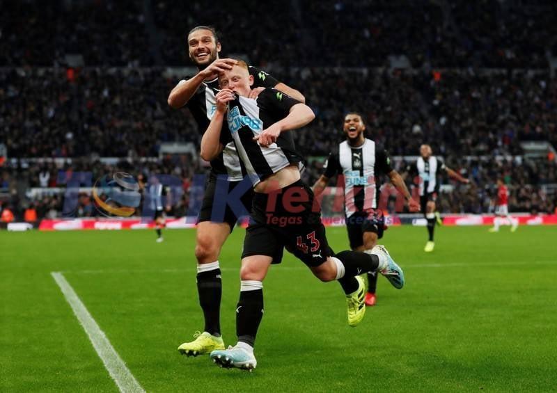 Longstaff menikmati debut impian ketika Newcastle mengalahkan Man Utd