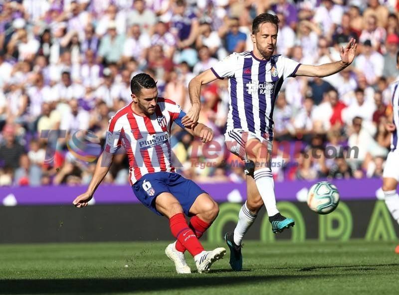Atletico ditahan imbang 0-0 ketiga dalam empat pertandingan La Liga