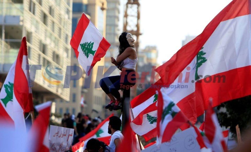 Hadapi Krisis Ekonomi, Lebanon akan memotong gaji para menteri