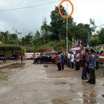 Sekwan Akui Lalai Mengibarkan bendera saat Pelatikan Anggota DPRD Nias Utara