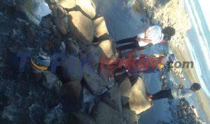 Selain jadi penyebab matinya ikan di Pantai, Limbah Tambak Udang juga jadi penyebab Gagal Panen Rumput Laut
