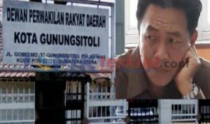 Calon Ketua DPRD Gunungsitoli diduga kantongi ijazah palsu