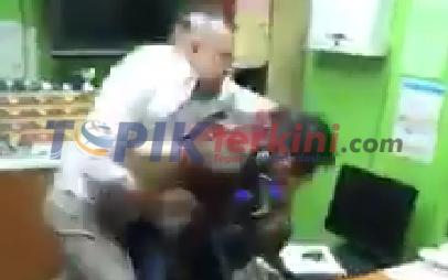 Pelaku Pemukulan dokter dan orang yang merekam kejadian ditangkap