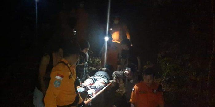Basarnas Manado Selamatkan Pendaki Gunung Klabat yang Kelelahan dan Cedera