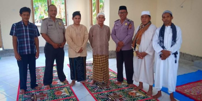 Sukseskan Program Kapolres Manado, Polsek Wori Laksanakan Pos PAJASOMAT