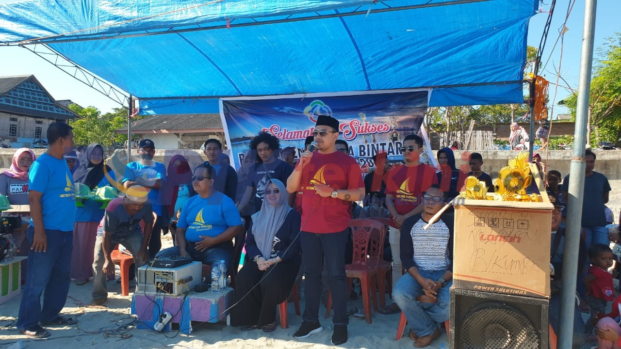Balap Perahu PABBETTAENG LOPINA BINTARORE CHAMPIONSHIP 2019 di Ikuti 3 Kabupaten