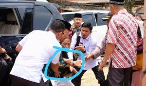 Wiranto Ditusuk Orang Tak Dikenal di Pandeglang Banten