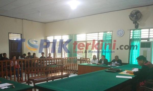 Tumbang dalam sidang Praperadilan, Polda Sulut wajib Kembalikan 1125 botol minuman beralkohol