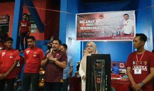 dr. Isradi F. Syafruddin Boyong 2 Pemain Muda PSM di Turnamen Futsal The Maczman zona Bulukumba Cup I 2019