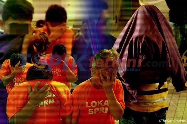 247 warga negara Tiongkok dan dua penduduk setempat tertangkap dalam operasi judi online