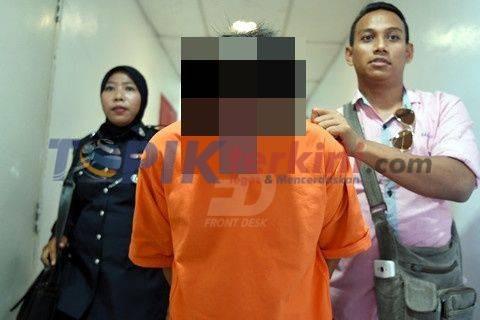 Lakukan pelecehan seksual dan merekamnya, Sopir Truk dijatuhi hukuman 40 tahun penjara