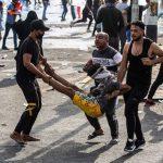 'Ini adalah pengorbanan saya': Ribuan cacat di demonstrasi Irak