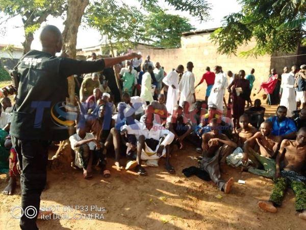 Polisi Nigeria bebaskan 259 orang dari lembaga Islam