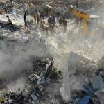 Serangan udara menewaskan 5 orang di desa Suriah yang dikuasai pemberontak barat laut