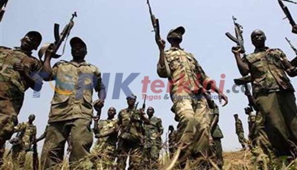 Tentara Kongo membunuh Pemimpin kelompok Milisi Hutu