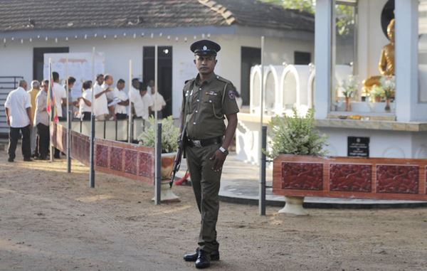 Bus Pemilih Muslim Ditembaki Sejumlah Pria Bersejnata di Sri Lanka