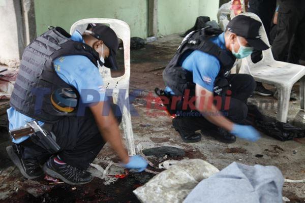Polisi Perketat Keamanan Perbatasan Pasca Pembantaian YALA yang menewaskan 15 Orang
