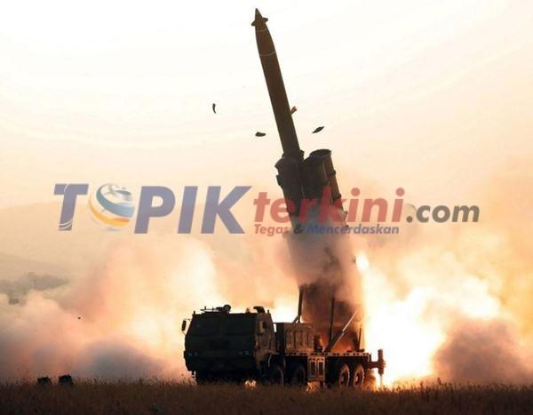 Korea Utara kembali lakukan uji coba peluncur roket baru