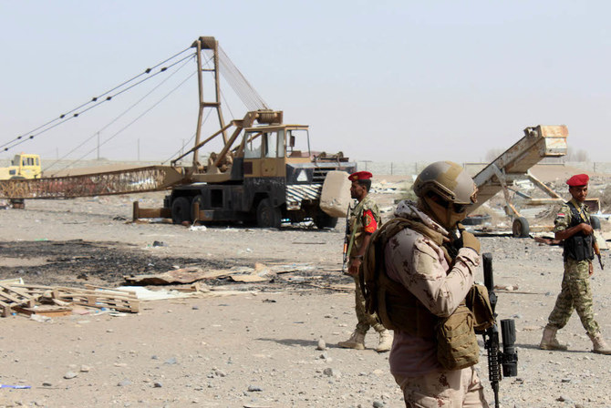 7 Tentara Yaman terbunuh oleh rudal Houthi di pangkalan militer Marib
