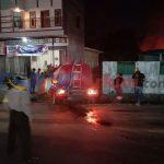 Diduga Korsleting Arus Pendek Listrik, Rumah Nelayan di Bone Terbakar
