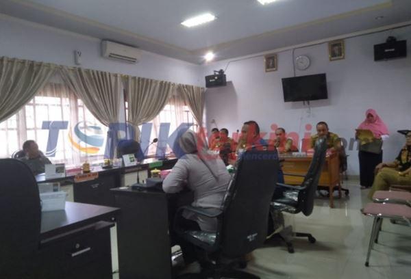 Rapat Dengar Pendapat DPRD Takalar Berlangsung Tertutup, Wartawan Dilarang Meliput
