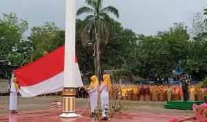 Persembahkan Generasi Sehat Indonesia Unggul, Dandim 1426/Takalar Jadi Irup HKN ke-55