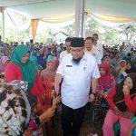 Ribuan Warga Lampung Selatan Dukung H.Tony Eka Candra