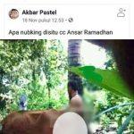 """Posting Konten Porno, Pemilik Akun FB """"Andi ikka pakki"""" Diduga Istri Oknum Kepala Desa di Bone Akan Dilaporkan"""