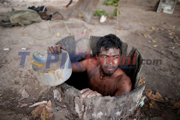 Penebang liar membunuh pejuang asli Amazon yang menjaga hutan