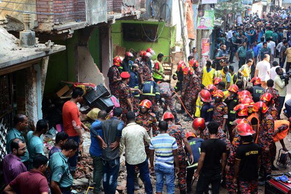 Ledakan Pipas Gas Tewaskan 7 Orang dan 25 Lainnya Terluka